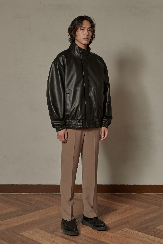 Lambskin flacket jumper